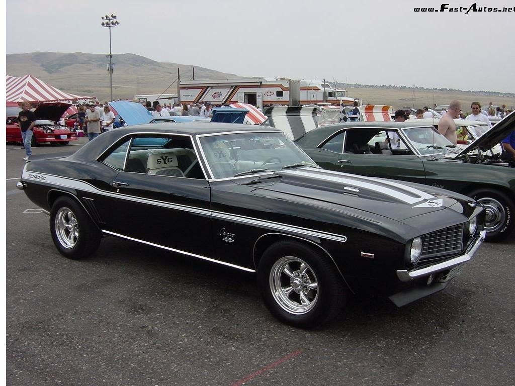 1969 chevrolet camaro yenko 427 syc dark cars wallpapers. Black Bedroom Furniture Sets. Home Design Ideas