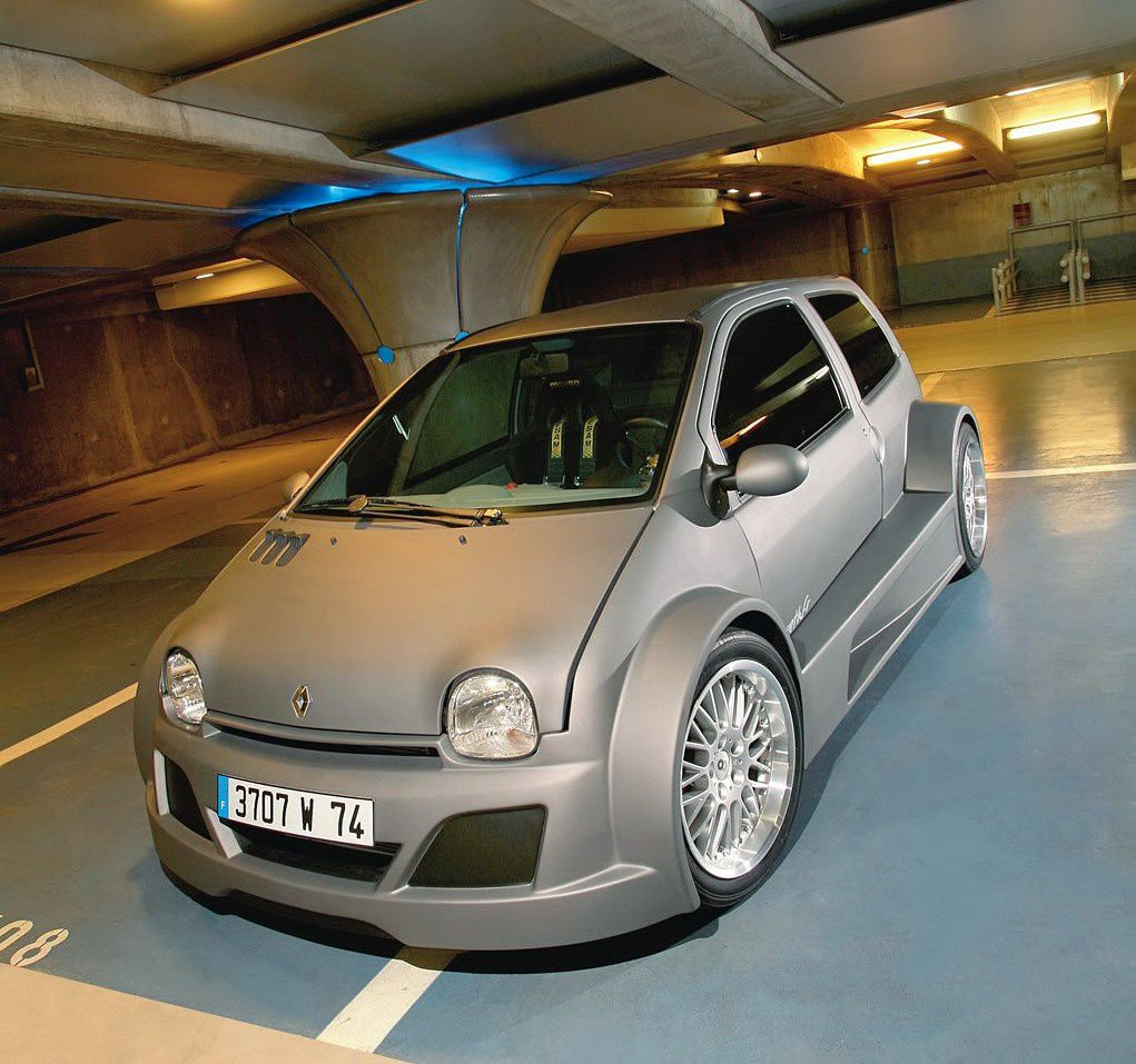 2009 renault twingo v8 trophy v8 3 5l et 180 chevaux dark cars wallpapers. Black Bedroom Furniture Sets. Home Design Ideas