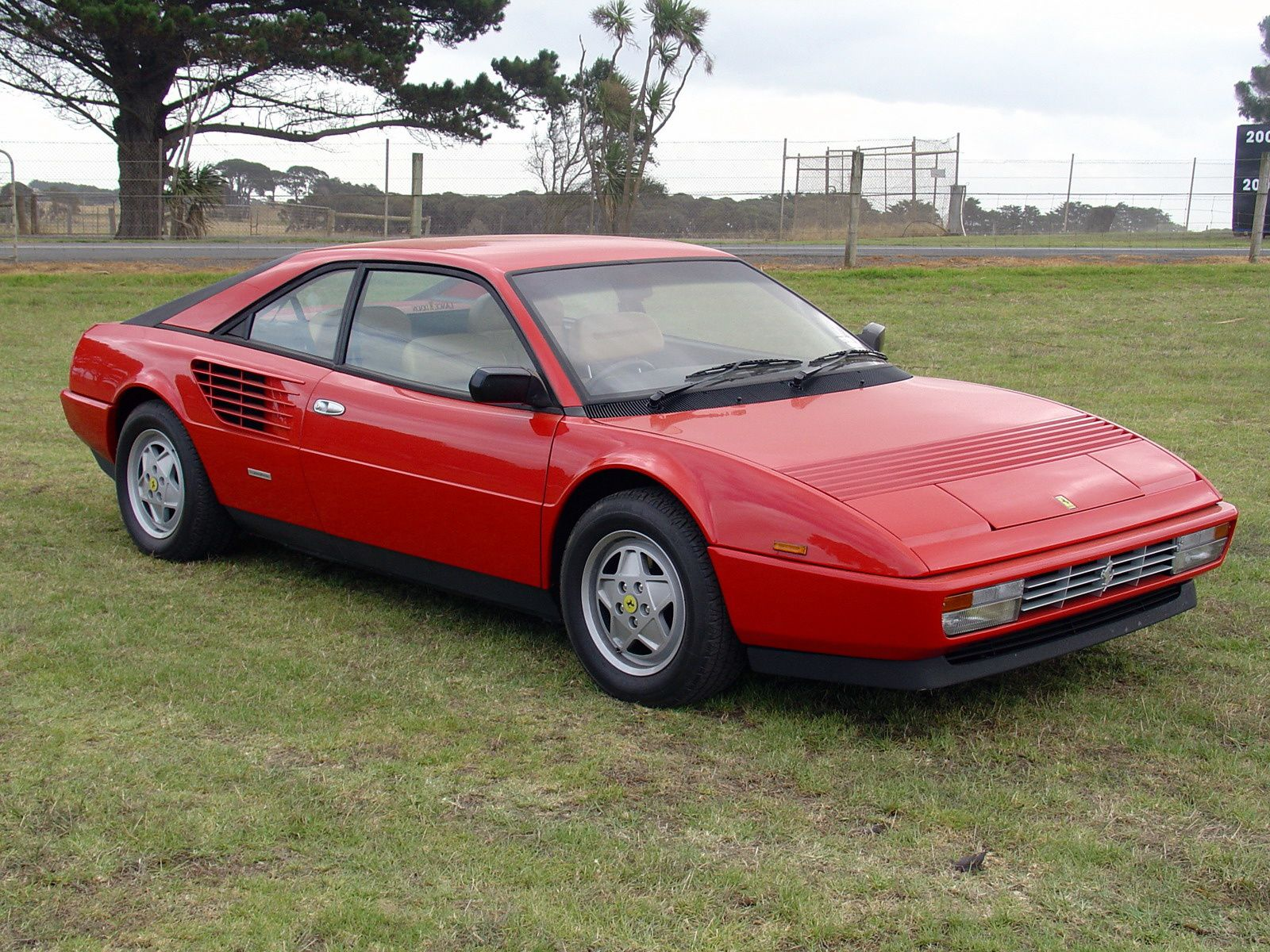 1980 1993 ferrari mondial 8 coup qv t dark cars wallpapers. Black Bedroom Furniture Sets. Home Design Ideas