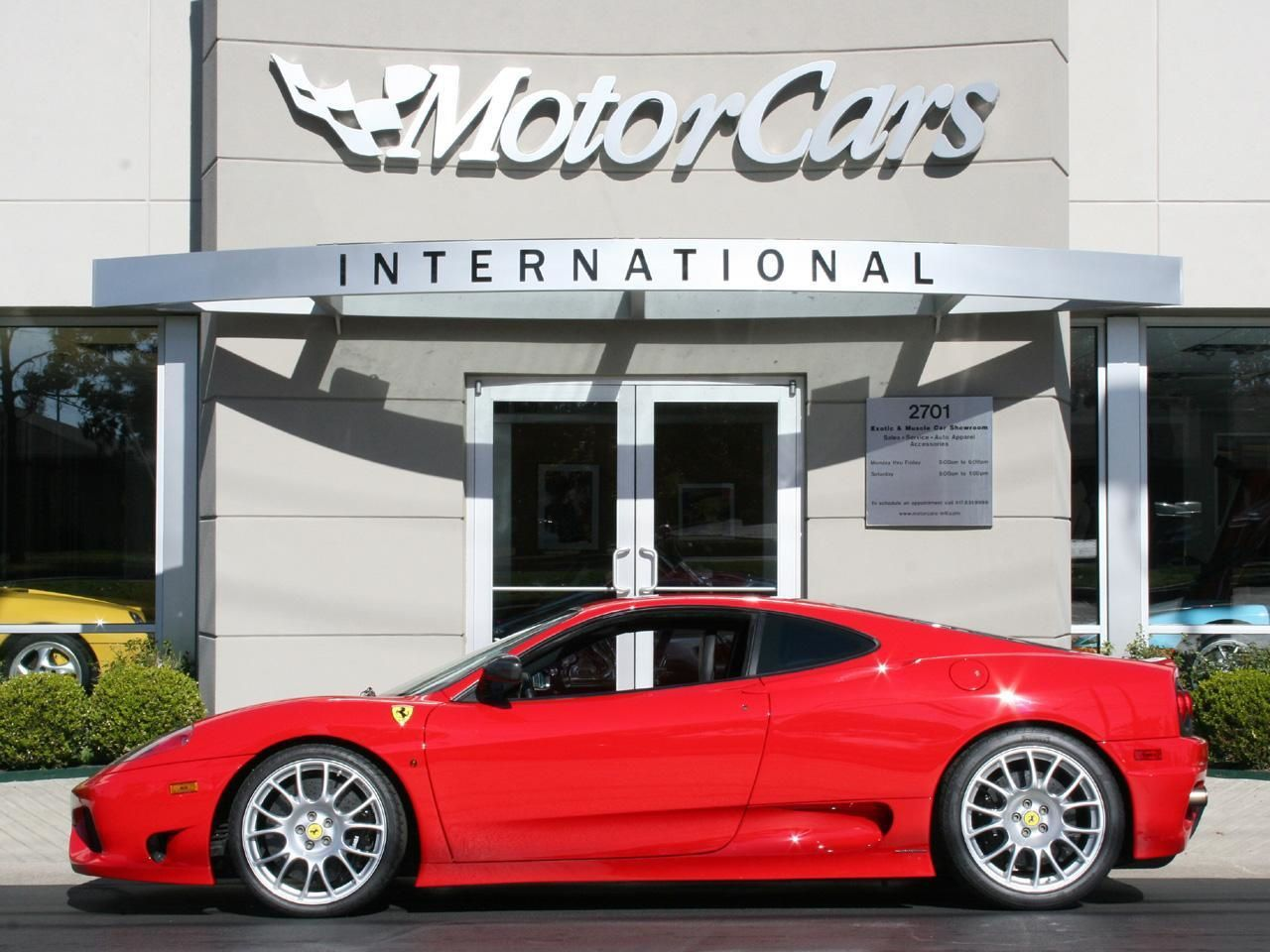 2004 ferrari challenge stradale jpg. Cars Review. Best American Auto & Cars Review