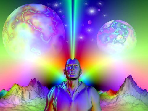 44astral projection
