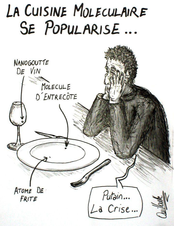 La cuisine mol cul air - La cuisine moleculaire tpe ...
