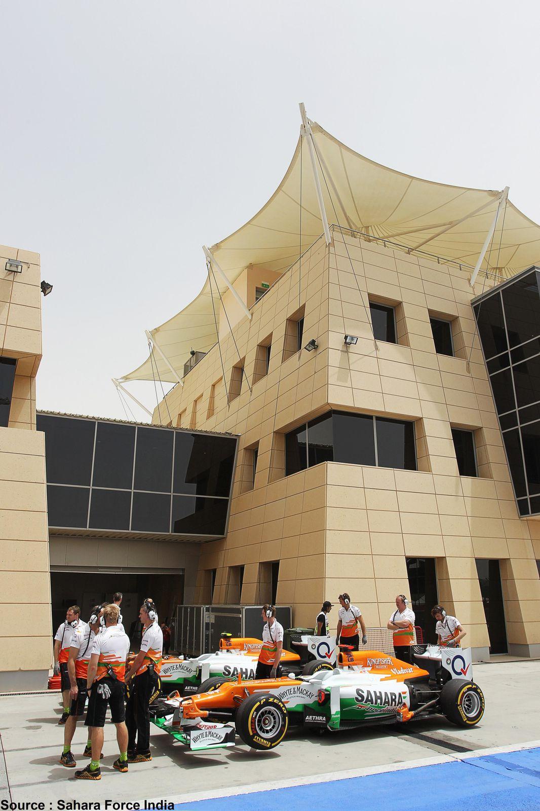 Toutes les photos liées à l'actualité de Force India