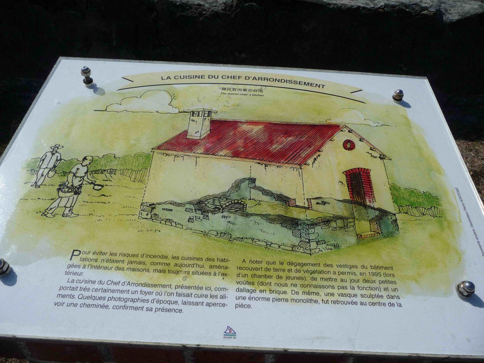 11 l 39 auberge historique de moindou et le fort t remba bienvenue chez les cal dobubus. Black Bedroom Furniture Sets. Home Design Ideas