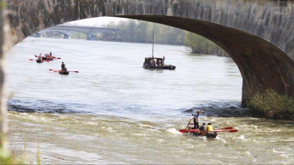 Dimanche 21 avril 2013 Départ d'Orléans. (1)