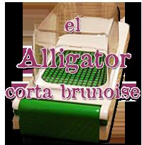 Alligator cortabrunoise200