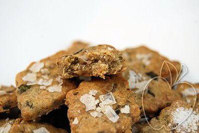 Galletas crujientes de sésamo y algas (8)