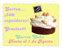 carrot cake 1 de agosto 2011