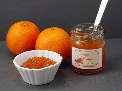 Mermelada de naranjas amargas (1)