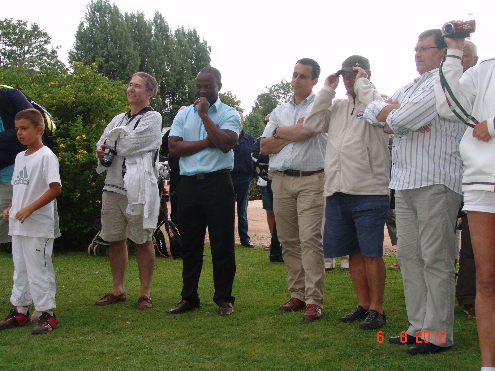 Garden Tennis Cabourg Album tournoi seniors 2012