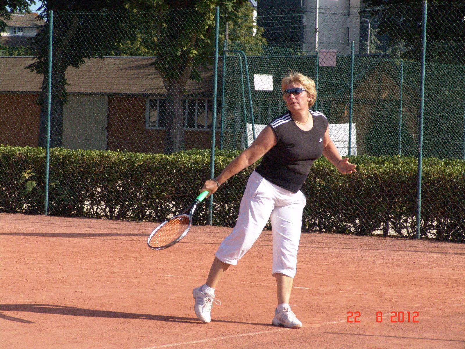 Tournoi séniors + 2012