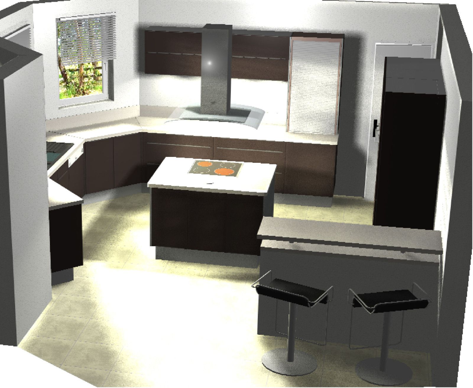 album 4 cuisine perene la maison de m l et mat. Black Bedroom Furniture Sets. Home Design Ideas