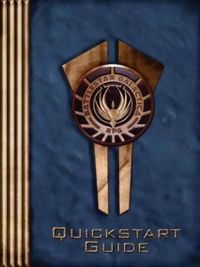 Battlestar Galactica RPG Quickstart Guide