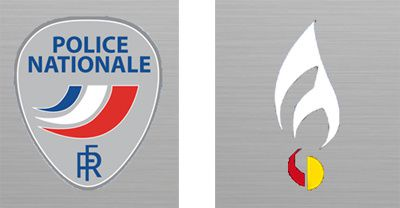 image logo police nationale