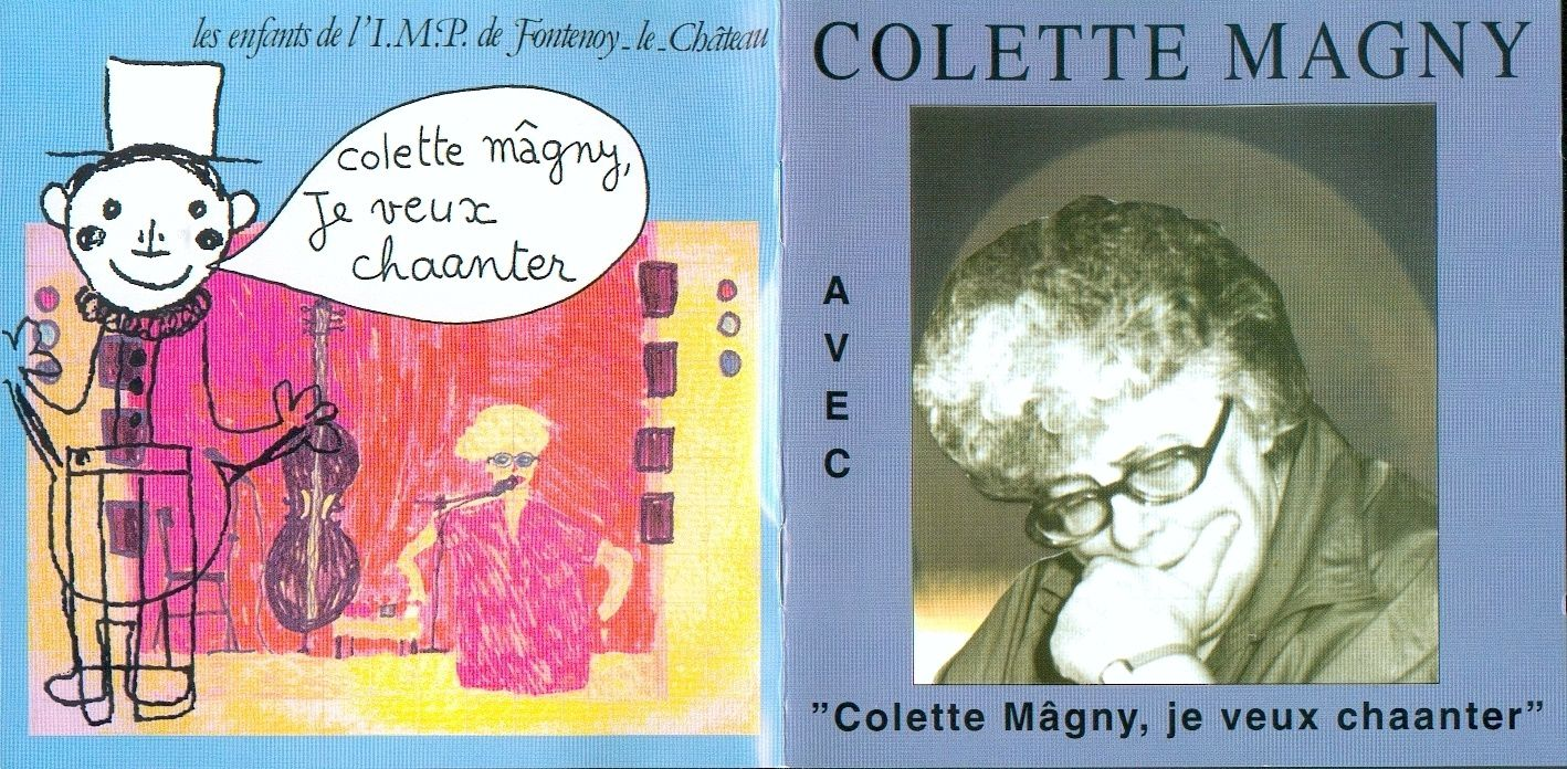 Colette Magny -