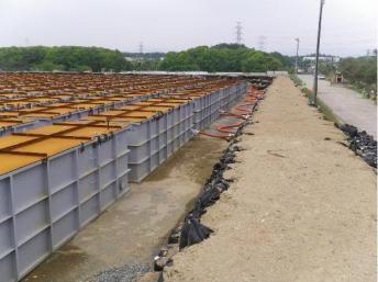 Stockage des eaux radioactives reuters