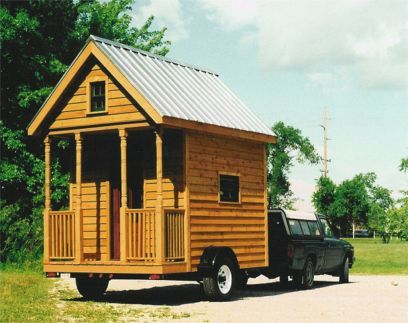 tiny house in natures paul keirn (1)
