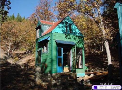 tiny house in natures paul keirn (14)