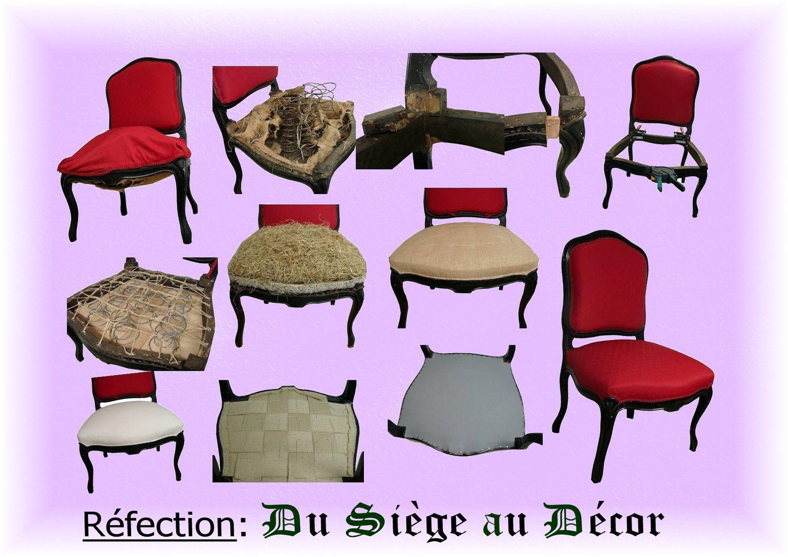 Chaise Style Napolon III Du Sige Au DcorTapissier DAmeublement