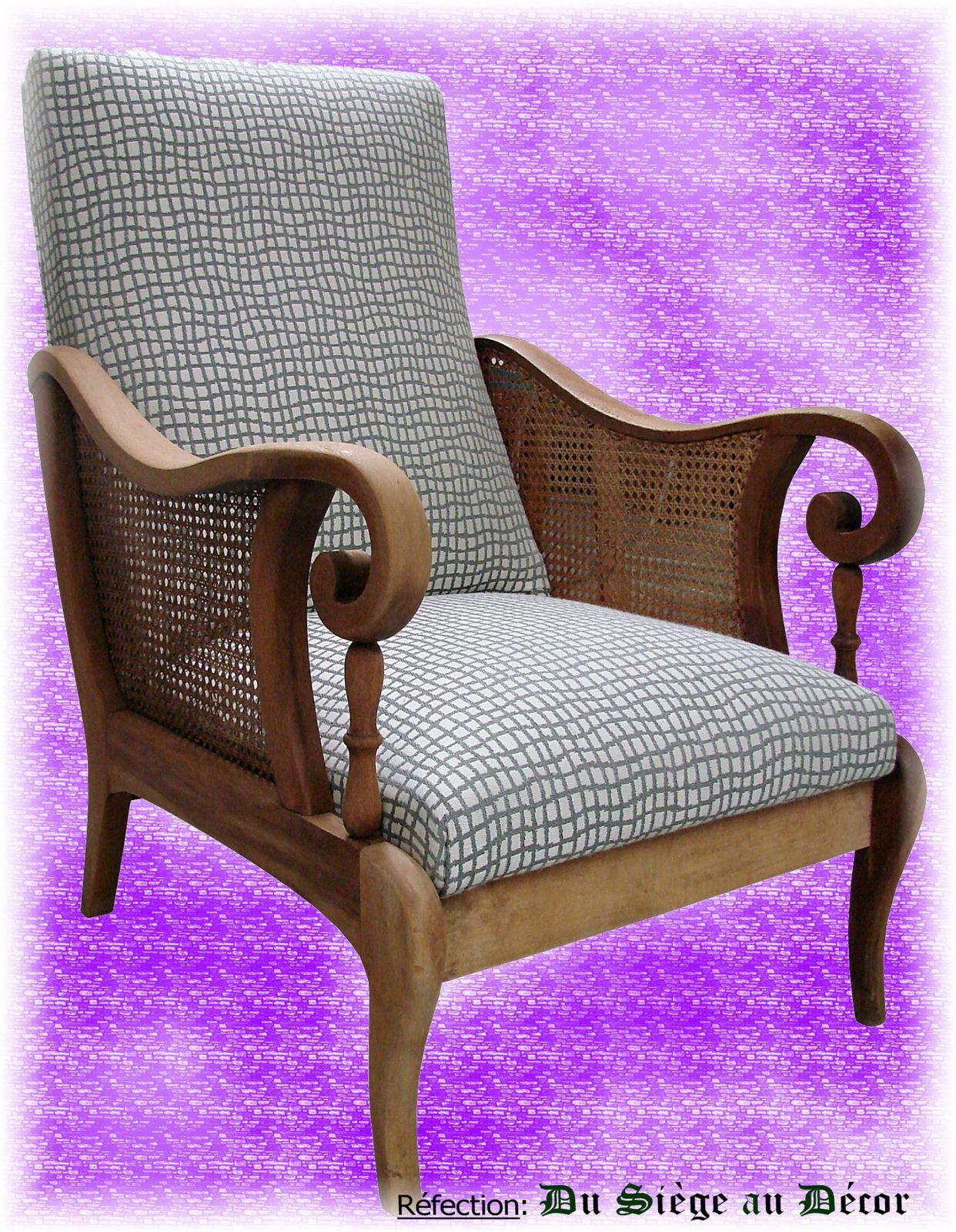 fauteuil style restauration x2 du si ge au d cor tapissier d 39 ameublement du si ge au d cor. Black Bedroom Furniture Sets. Home Design Ideas