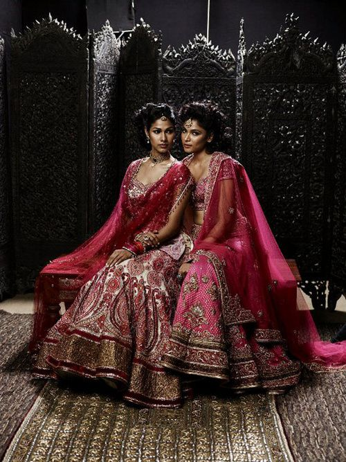 Bridal Couture Exposition by Tarun Tahiliani 2