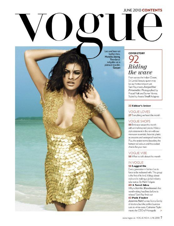 jacqueline-fernandez-vogue-photoshoot - Monisha Jaising -