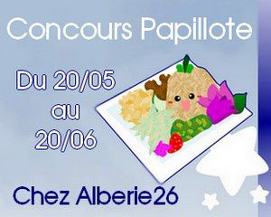 concours papillote logo