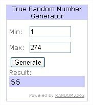 RANDOM.ORG - True Random Number Service - Google Chrome