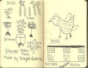 karsha kunzes drawing