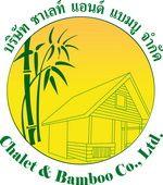 Logo Chalet & Bamboo 150x170