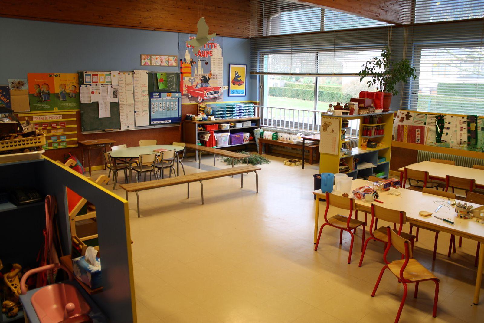 Favorit Les locaux - Ecole Primaire d'Ottrott LS93