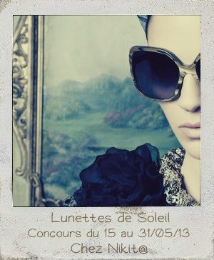CONCOURS BLOG LUNETTESDESOLEIL