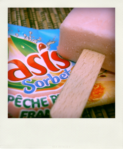 GLACE SORBET OASIS