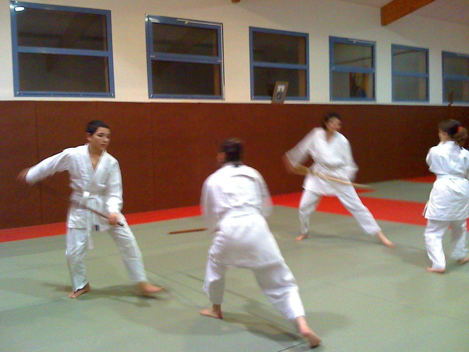 Jo en Aikido
