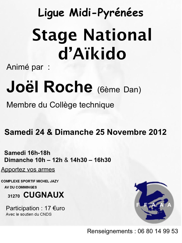 2012StageNational J.Roche