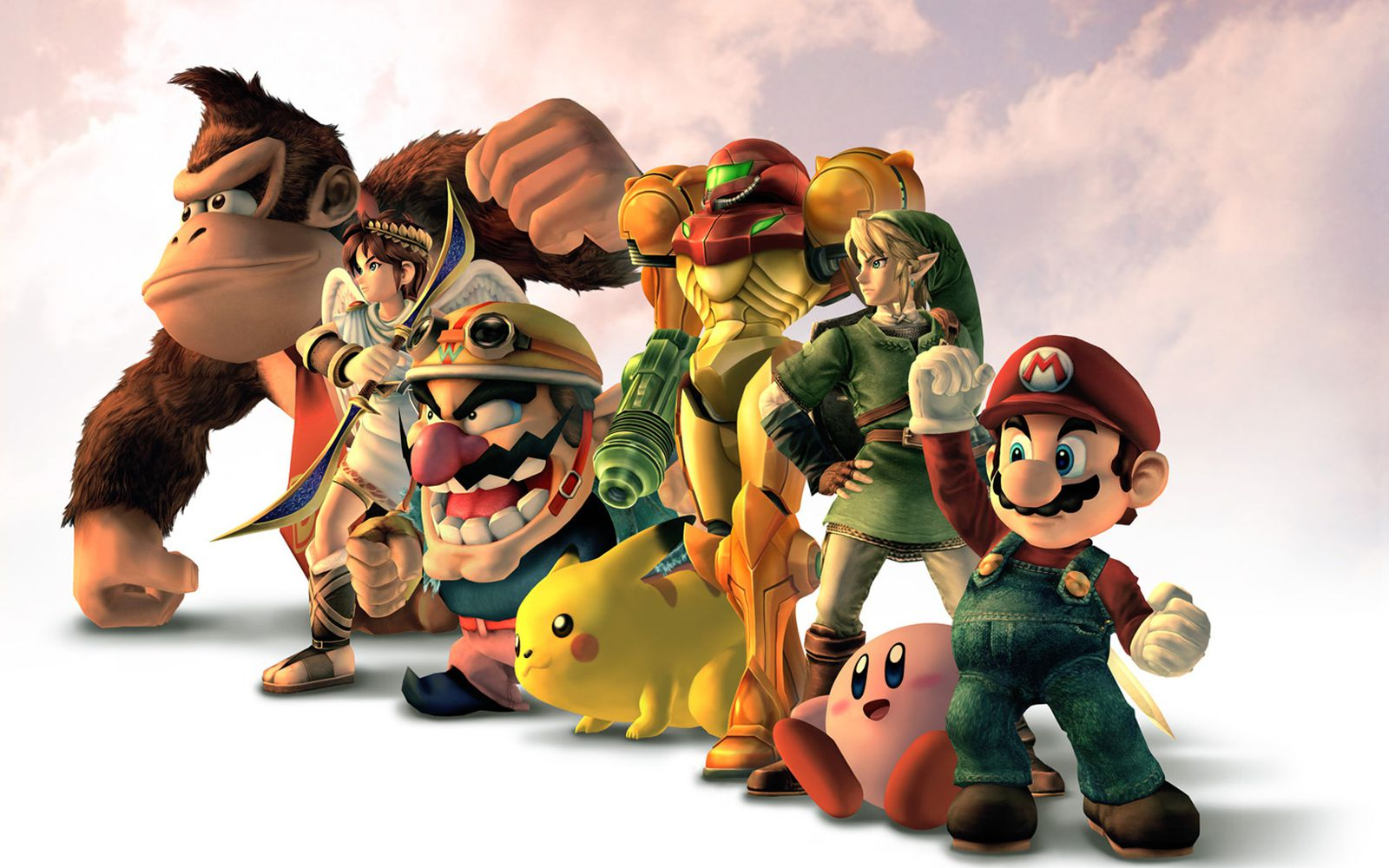 Blog de eria24  Super Smash Bros  Skyrock
