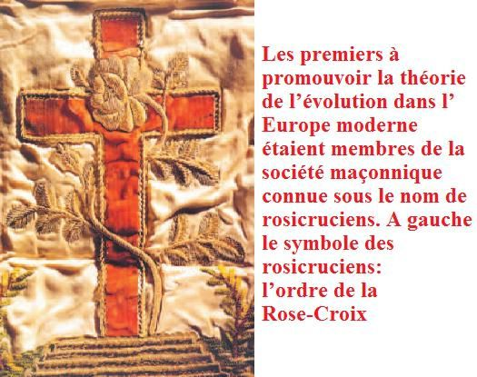Rose croix lanca l'evolution en europe