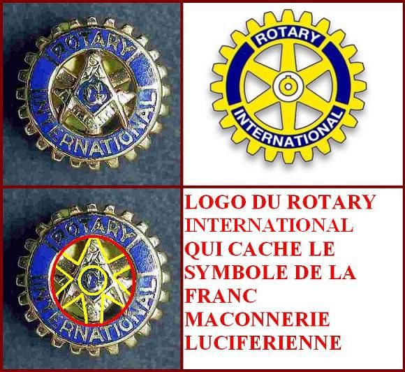 Rotary club INTERNATIONAL MACONNIQUE