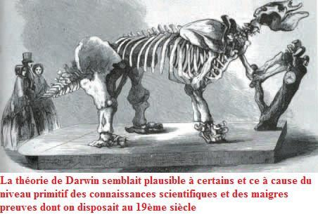 propagande theorie evolution ignorante