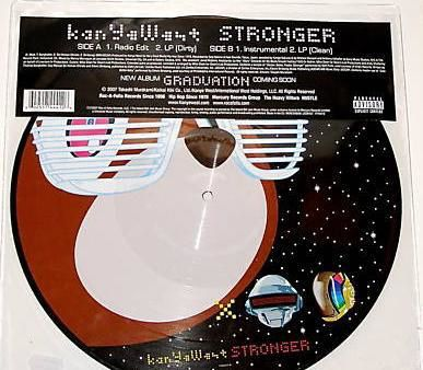 Stronger ( picture disc )