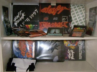 ma collection daft punk