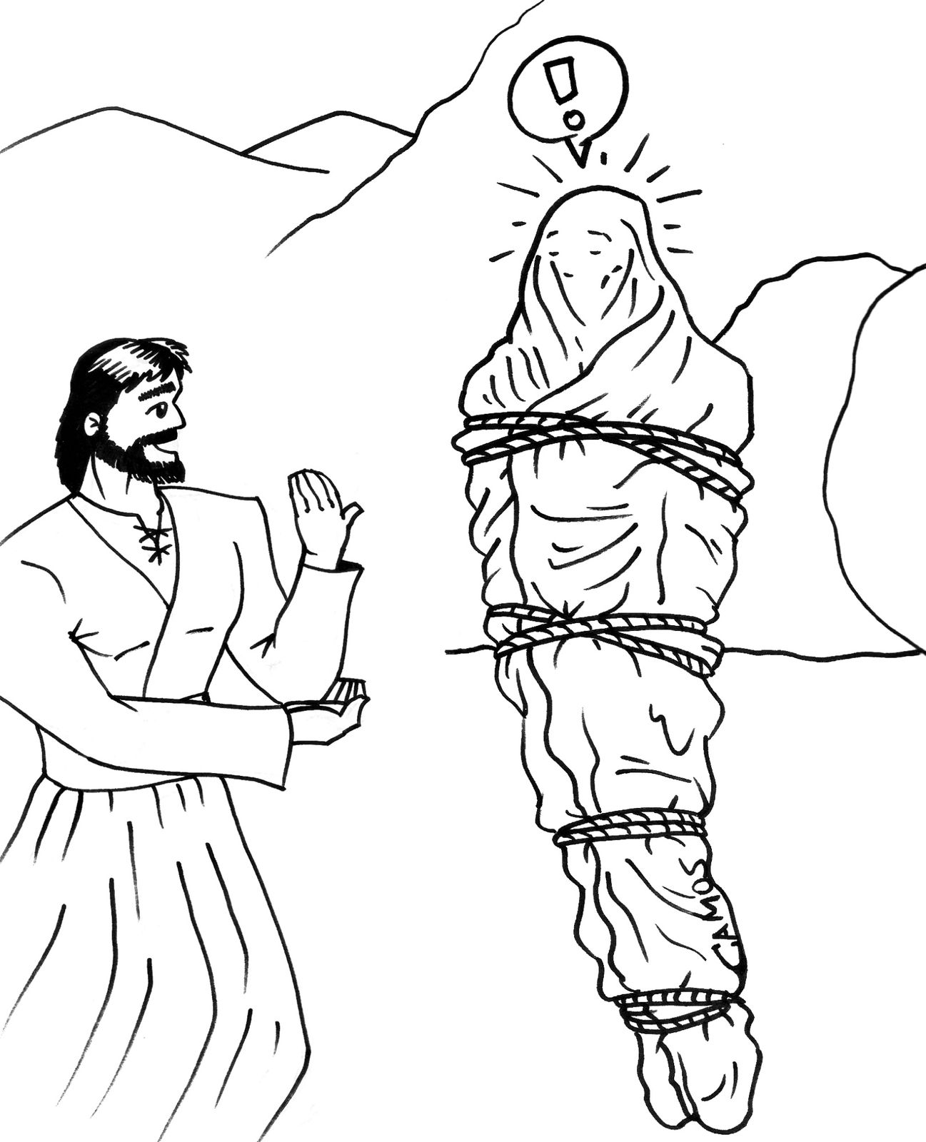 k) Ilustraciones Biblicas