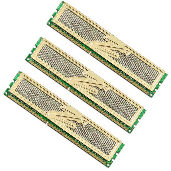 Memoire OCZ Gold XTC DDR3 Pour PC Professionnel CAO et DAO