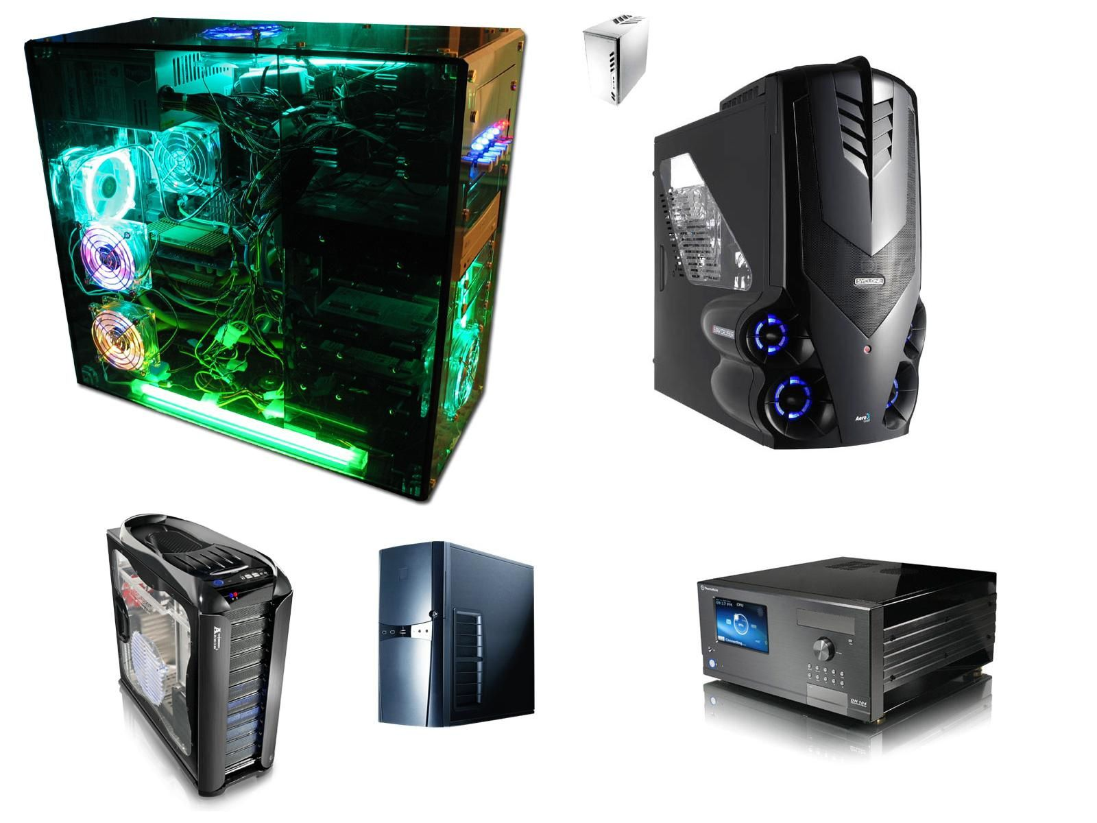 PC Sur Mesure et PC GAMER par Performance PC