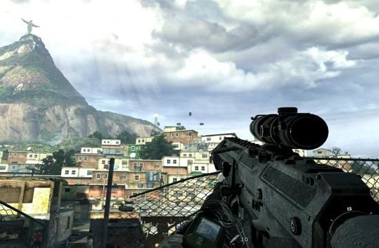 call of duty modern warfare 2 sur performance pc