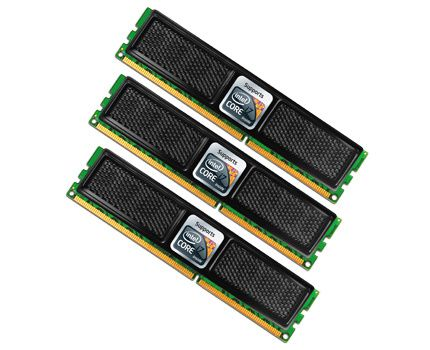 Kit Triple Channel DDR3 CAS 8 XMP OCZ pôur PC Gamer Extrem