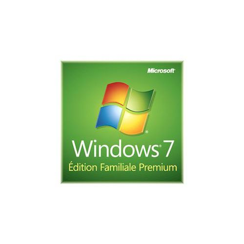 Windows 7 pour PC GAMER Extreme 3