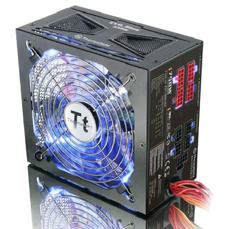 alimentation thermaltake pour pc gamer extreme 5