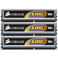 Memoire PC Corsair Kit Triple Channel DDR3 XMS3 pour Devis PC GAMER extreme