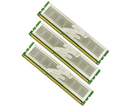 Kit Memoire OCZ Triple Channel DDR3 pour devis PC Extreme Gamer 2